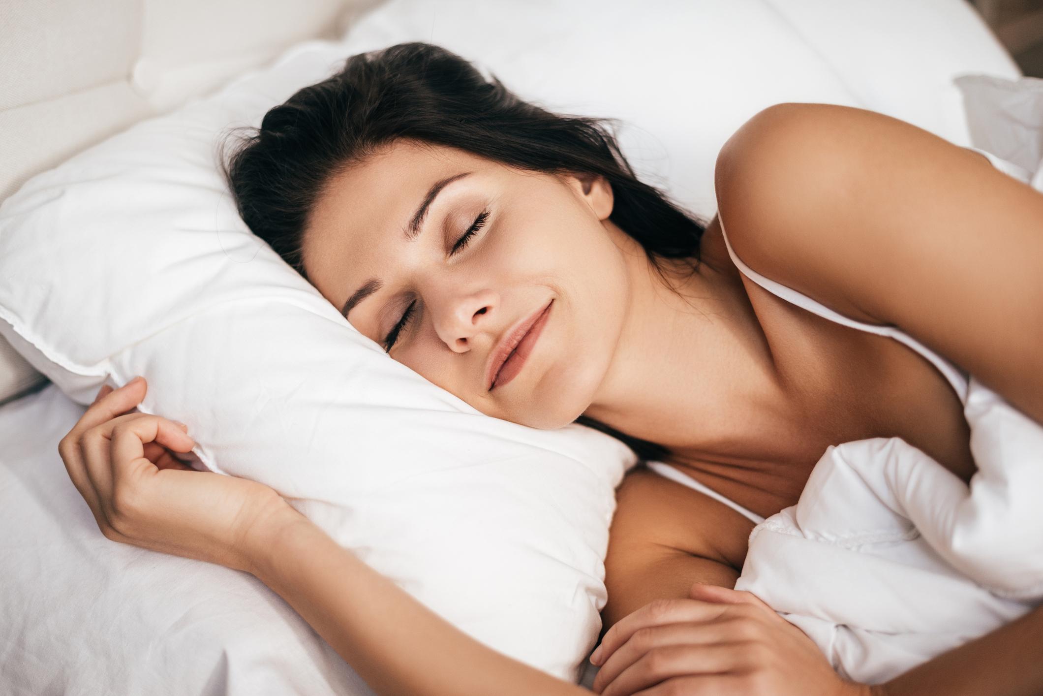 Viktigt med sömnen